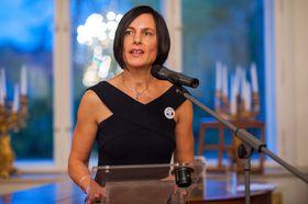 Kristýna Křížová, photo: Štěpán Hon / Site officiel de l'ambassade de France à Prague