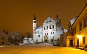 Замок Пардубице, фото: Czcharlie CC BY-SA 3.0
