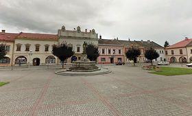 Tovačovské náměstí, foto: Google Maps