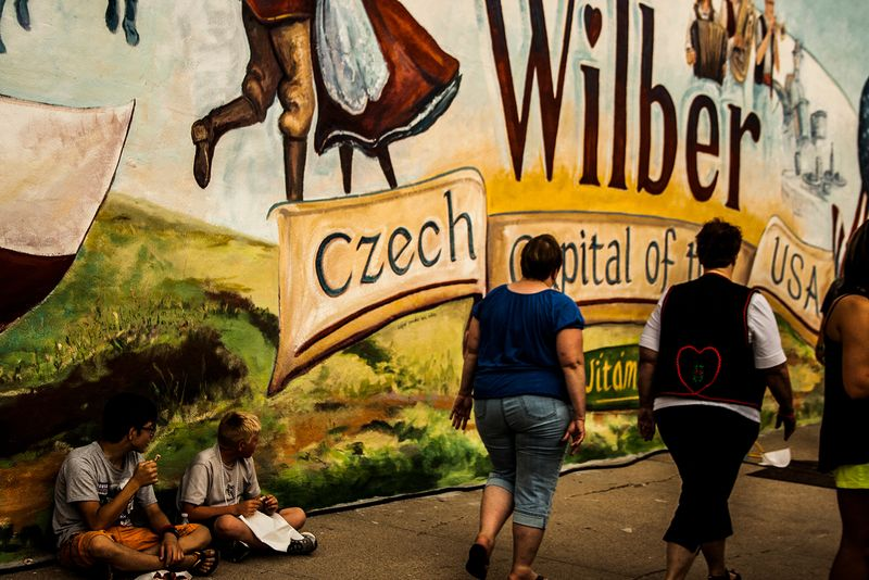 Czech Days in Wilber, Nebraska, USA, photo: Vít Pohanka