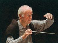 Le chef d'orchestre Gerd Albrecht, photo: CTK