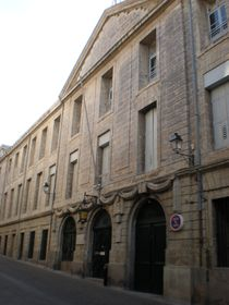 Univerzita vMontpellieru, foto: Vpe, Wikimedia Commons, CC BY-SA 3.0