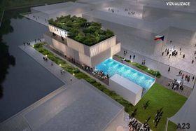 Český pavilon, vizualizace: Expo 2015