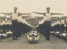 Všesokolský slet v roce 1938