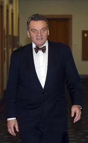 El alcalde mayor de Praga, el cívico-demócrata Bohuslav Svoboda. Foto: ČTK