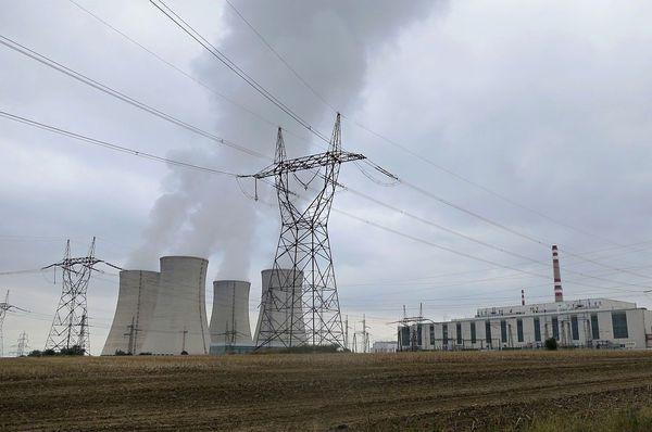 La centrale nucléaire de Dukovany, photo: Zdeněk Kratochvíl, CC BY-SA 4.0