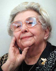 Stella Zázvorková (1998) Foto: CTK
