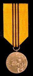 La médaille du mérite
