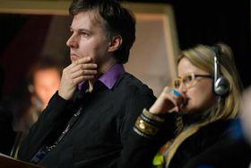 Jury (Foto: Khalil Baalbaki, Archiv des Tschechischen Rundfunks)