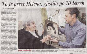 Zuzana Ledererová, photo: sophieschoice.webgarden.cz