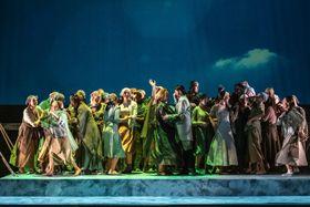 Oper ,Idomeneo' in Pilsen (Foto: Martina Root, Archiv des J.-K.-Tyl-Theaters in Pilsen)