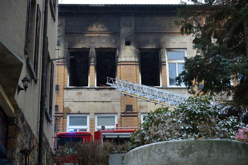 Интернат в г. Вейпрты, фото: ЧТК/Славомир Кубеш