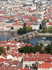 Charles Bridge, photo: Maciej Dembiniok, CC BY-SA 3.0