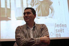 Igor Blaževič, photo: Štěpánka Budková