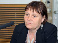 Anna Šabatová, photo: Šárka Ševčíková, ČRo