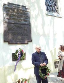 Поминальное мероприятие на Ольшанском кладбище, Фото: Архив Петра Марека