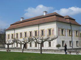 Schloss Kratochvíle (Foto: Martina Schneibergová)