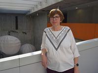 Martina Büchel (Foto: Ondřej Tomšů)
