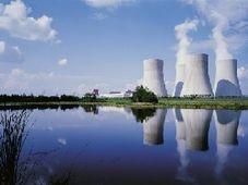 Temelín nuclear power plant