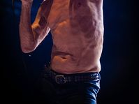 Iggy Pop, photo: Eddy BERTHIER, CC BY 2.0