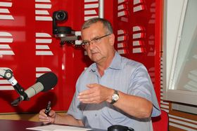 Miroslav Kalousek, foto: Prokop Havel, ČRo
