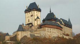 Castillo de Karlstejn
