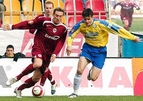Sparta - Teplice, photo: CTK