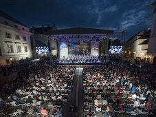 Опен-эйр концерт Чешской филармонии (Фото: Архив Чешской филармонии)
