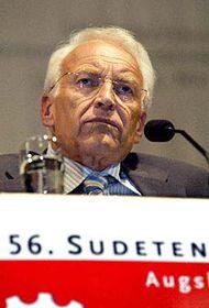 Bavorský premiér Edmund Stoiber, foto: ČTK