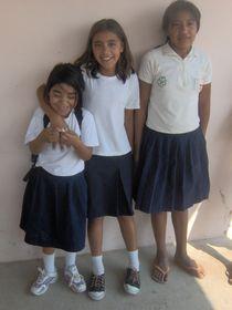 Alumnas de Puerto Esperanza (Foto: autora)