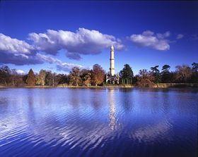 Le minaret de Lednice, photo: Czechtourism
