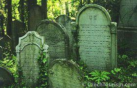 Le cimetière juif, photo: CzechTourism