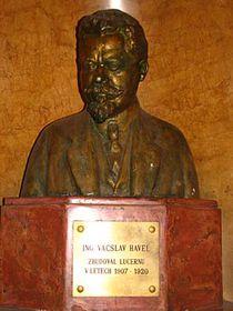 Инженер Вацлав Гавел