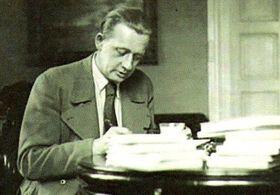 Ferdinand Peroutka, photo: ČRo / Archives de Slávka Peroutková