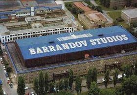 Киностудия Баррандов
