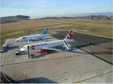 Аэропорт Карловы Вары, фото: Airport Karlovy Vary