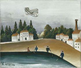 Pintura 'Pescadores', 1908-1909, foto: Galería Nacional