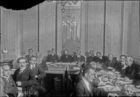 Русские иммигранты в Париже