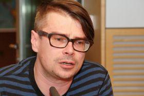 Jaroslav Rudiš (Foto: Šárka Ševčíková, Archiv des Tschechischen Rundfunks)