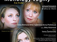 'Les Monologues du vagin', photo: Intimní divadlo Bláhové Dáši