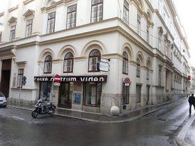 Tschechisches Zentrum Wien (Foto: Kenyh, CC BY-SA 3.0)
