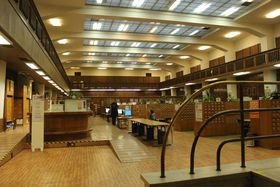 Las Sala de estudios, foto: Tereza Kalkusová