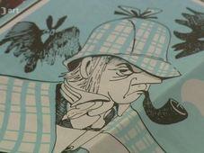 In the Footsteps of Sherlock Holmes, photo: ČT art