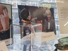Na výstavě se objevuje i popelník Otakara Motejla, foto: Zdeňka Kuchyňová