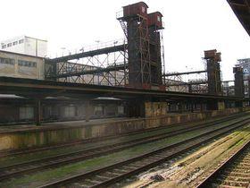 Žižkov rail cargo terminal