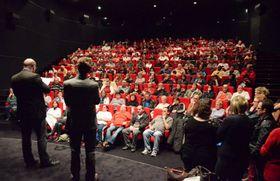 Photo: Facebook du festival international du film d'Amiens