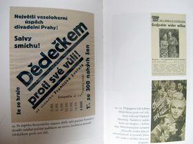 Photo: repro Eduard Burget, 'Dramatik na pranýři' / Academia Praha