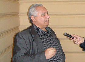José Gabriel Ramón Castillo, foto: Carlos Gonzáles