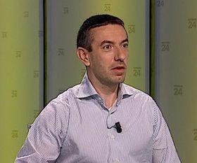 David Marek, foto: ČT24