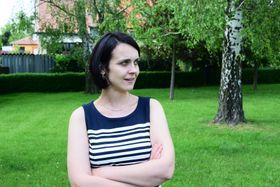 Martina Lehmannová, photo: Ondřej Tomšů